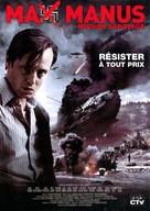 Max Manus - French DVD cover (xs thumbnail)