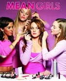 Mean Girls - Blu-Ray movie cover (xs thumbnail)
