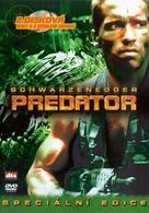 Predator - Czech Movie Cover (xs thumbnail)