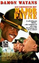 Major Payne - German Movie Cover (xs thumbnail)
