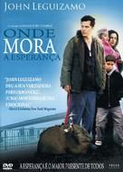 Where God Left His Shoes - Brazilian DVD cover (xs thumbnail)