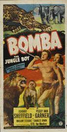 Bomba, the Jungle Boy - Movie Poster (xs thumbnail)