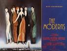 The Moderns - British Movie Poster (xs thumbnail)