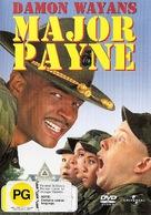 Major Payne - New Zealand Movie Cover (xs thumbnail)
