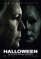 Halloween - Swiss Movie Poster (xs thumbnail)