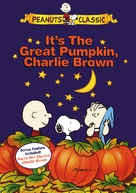 It's the Great Pumpkin, Charlie Brown - DVD movie cover (xs thumbnail)