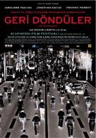 Les revenants - Turkish Movie Poster (xs thumbnail)