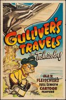 Gulliver's Travels - Movie Poster (xs thumbnail)