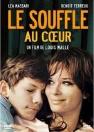 Le souffle au coeur - French DVD cover (xs thumbnail)