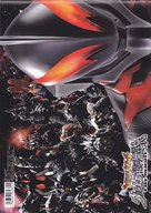 Mega Monster Battle: Ultra Galaxy Legends - The Movie - Japanese Movie Cover (xs thumbnail)