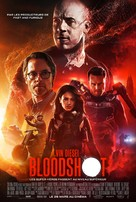 Bloodshot - French Movie Poster (xs thumbnail)