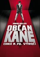 Citizen Kane - Czech DVD movie cover (xs thumbnail)