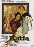 Katia - French Movie Poster (xs thumbnail)