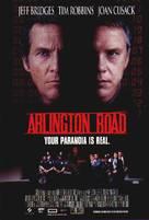 Arlington Road - Movie Poster (xs thumbnail)