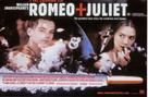Romeo And Juliet - British Movie Poster (xs thumbnail)