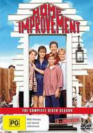 """Home Improvement"" - Australian DVD cover (xs thumbnail)"