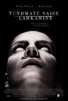 The Autopsy of Jane Doe - Estonian Movie Poster (xs thumbnail)