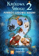 The Snow Queen 2 - Polish Movie Poster (xs thumbnail)