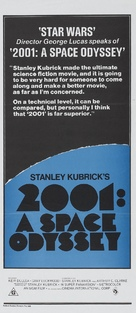 2001: A Space Odyssey - Australian Movie Poster (xs thumbnail)