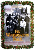 In the Bleak Midwinter - German Movie Poster (xs thumbnail)