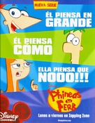 """""""Phineas and Ferb"""" - Argentinian poster (xs thumbnail)"""