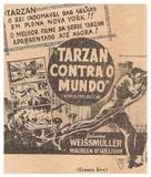 Tarzan's New York Adventure - Brazilian Movie Poster (xs thumbnail)