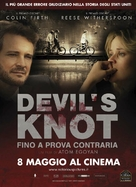 Devil's Knot - Italian Movie Poster (xs thumbnail)