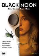 Black Moon - German Movie Cover (xs thumbnail)