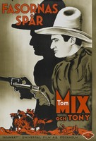 Flaming Guns - Swedish Movie Poster (xs thumbnail)