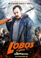 Lobos de Arga - Spanish Movie Poster (xs thumbnail)