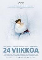 24 Wochen - Finnish Movie Poster (xs thumbnail)
