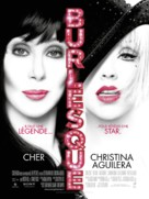 Burlesque - French Movie Poster (xs thumbnail)