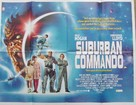 Suburban Commando - British Movie Poster (xs thumbnail)