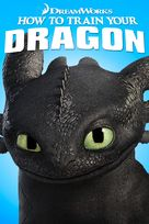 How to Train Your Dragon - DVD cover (xs thumbnail)