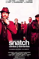 Snatch - Mexican Movie Poster (xs thumbnail)