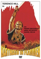 Cartagine in fiamme - German Movie Poster (xs thumbnail)