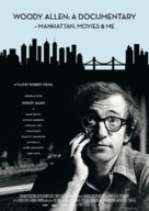 Woody Allen: A Documentary - Swedish Movie Poster (xs thumbnail)