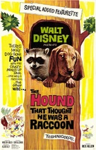 The Hound That Thought He Was a Raccoon - Movie Poster (xs thumbnail)