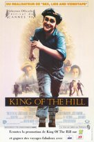 King of the Hill - French Movie Poster (xs thumbnail)