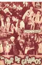 The Bohemian Girl - Spanish poster (xs thumbnail)