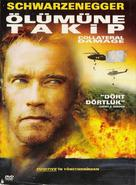 Collateral Damage - Turkish DVD movie cover (xs thumbnail)