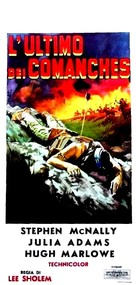 The Stand at Apache River - Italian Movie Poster (xs thumbnail)