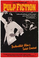 Pulp Fiction - Indian Movie Poster (xs thumbnail)