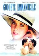 Good-bye, Emmanuelle - Czech DVD cover (xs thumbnail)