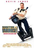 Paul Blart: Mall Cop - Swedish Movie Poster (xs thumbnail)