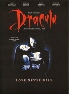 Dracula - British Movie Cover (xs thumbnail)