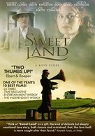 Sweet Land - New Zealand Movie Poster (xs thumbnail)