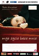 My Life Without Me - Polish poster (xs thumbnail)