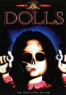 Dolls - DVD cover (xs thumbnail)
