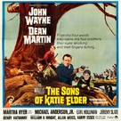 The Sons of Katie Elder - Movie Poster (xs thumbnail)